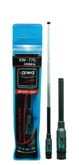 KW-775 (245 MHz.)
